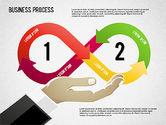 Process Diagrams: Formas de procesos empresariales #01572