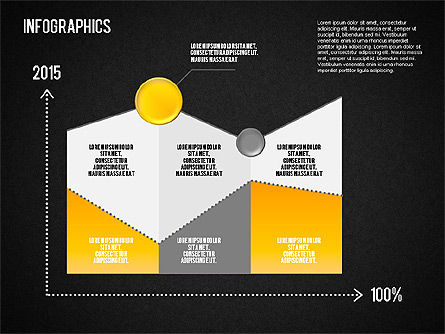 Set of Infographic Diagrams, Slide 14, 01580, Business Models — PoweredTemplate.com