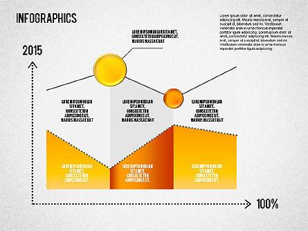 Set of Infographic Diagrams, Slide 6, 01580, Business Models — PoweredTemplate.com