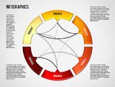 Business Models: Set of Infographic Diagrams #01580