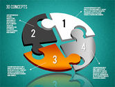 3D Concept Shapes and Diagrams#11