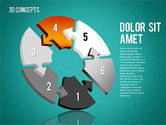 3D Concept Shapes and Diagrams#12