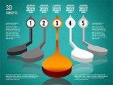 3D Concept Shapes and Diagrams#13