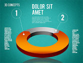 3D Concept Shapes and Diagrams#14