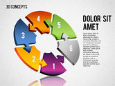 3D Concept Shapes and Diagrams#2