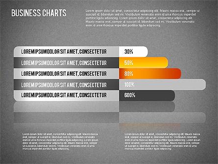 Creative Business Presentation Set, Slide 10, 01590, Presentation Templates — PoweredTemplate.com