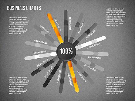 Creative Business Presentation Set, Slide 11, 01590, Presentation Templates — PoweredTemplate.com