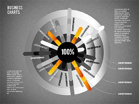 Creative Business Presentation Set, Slide 16, 01590, Presentation Templates — PoweredTemplate.com