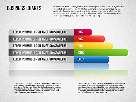 Creative Business Presentation Set, Slide 2, 01590, Presentation Templates — PoweredTemplate.com