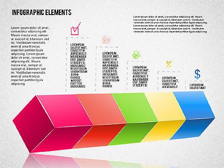 Bar Charts Toolbox, Slide 3, 01593, Business Models — PoweredTemplate.com