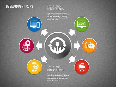Icons:  Ícones de desenvolvimento #01598