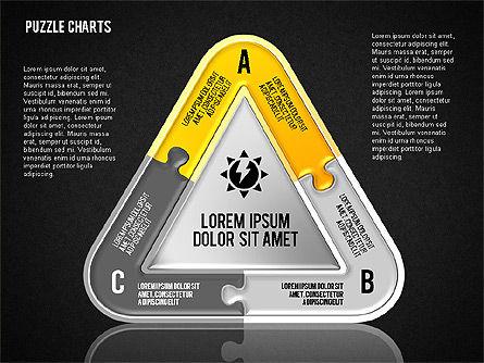 Puzzle Toolbox, Slide 13, 01610, Puzzle Diagrams — PoweredTemplate.com