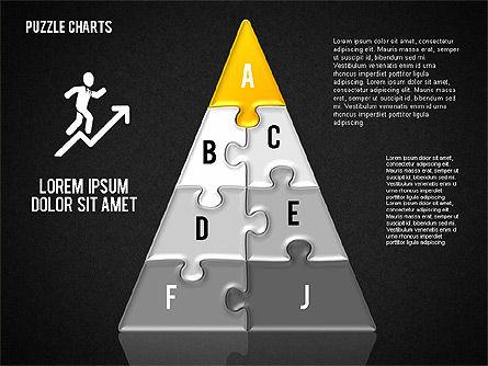 Puzzle Toolbox, Slide 16, 01610, Puzzle Diagrams — PoweredTemplate.com