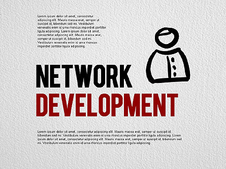 Business Models: Network Development Shapes #01615