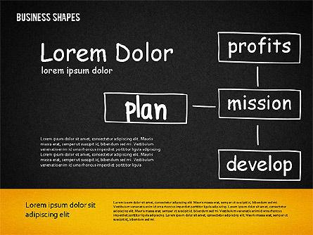 Business Plan Template, Slide 10, 01627, Business Models — PoweredTemplate.com