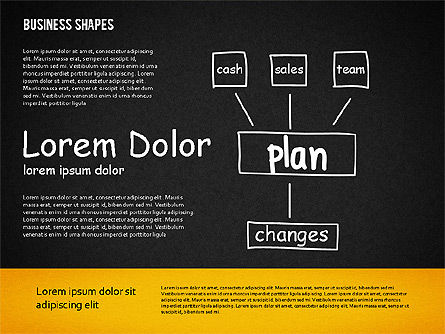 Business Plan Template, Slide 11, 01627, Business Models — PoweredTemplate.com