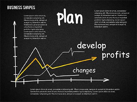Business Plan Template, Slide 12, 01627, Business Models — PoweredTemplate.com