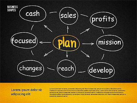Business Plan Template, Slide 14, 01627, Business Models — PoweredTemplate.com