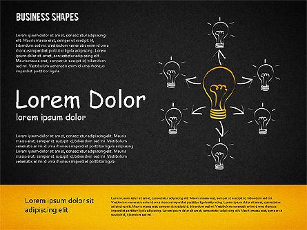 Business Plan Template, Slide 15, 01627, Business Models — PoweredTemplate.com
