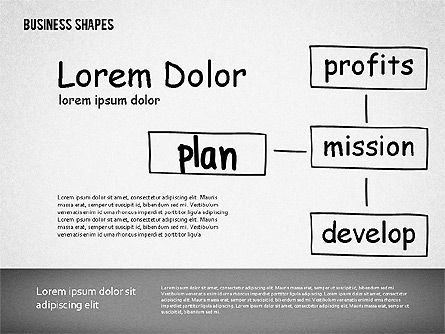 Business Plan Template, Slide 2, 01627, Business Models — PoweredTemplate.com