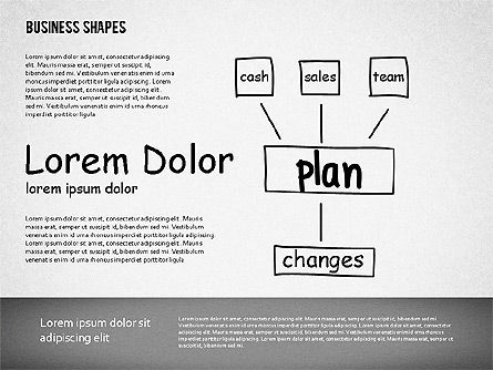 Business Plan Template, Slide 3, 01627, Business Models — PoweredTemplate.com