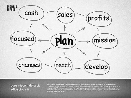 Business Plan Template, Slide 6, 01627, Business Models — PoweredTemplate.com