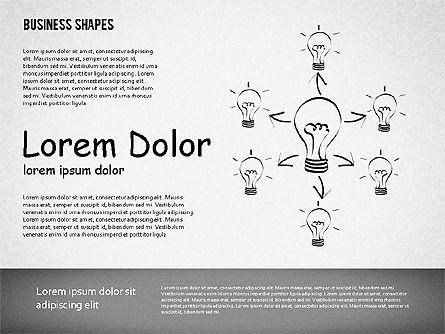 Business Plan Template, Slide 7, 01627, Business Models — PoweredTemplate.com