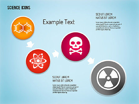 Science Process with Icons Slide 2
