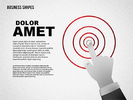 Make Profit Concept Illustrations, Slide 2, 01639, Business Models — PoweredTemplate.com