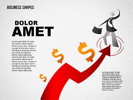 Make Profit Concept Illustrations, Slide 3, 01639, Business Models — PoweredTemplate.com