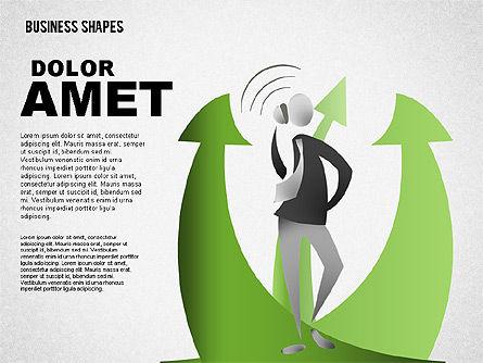 Make Profit Concept Illustrations, Slide 4, 01639, Business Models — PoweredTemplate.com