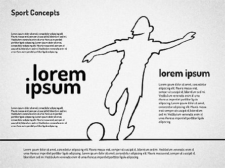Shapes: Sportfiguren #01644