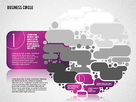 Business Models: Business Cloud Stages #01647