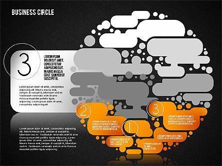 Business Cloud Stages, Slide 11, 01647, Business Models — PoweredTemplate.com