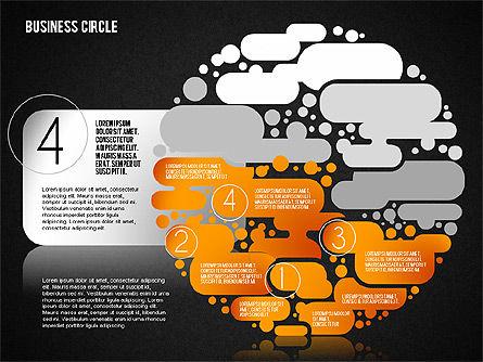 Business Cloud Stages, Slide 12, 01647, Business Models — PoweredTemplate.com