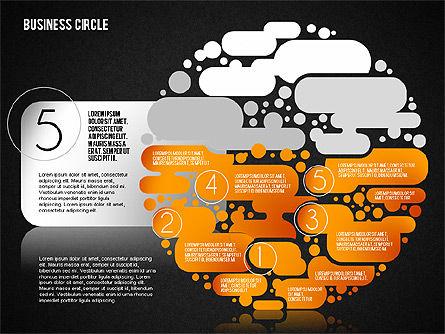 Business Cloud Stages, Slide 13, 01647, Business Models — PoweredTemplate.com