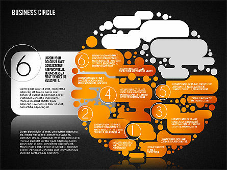 Business Cloud Stages, Slide 14, 01647, Business Models — PoweredTemplate.com