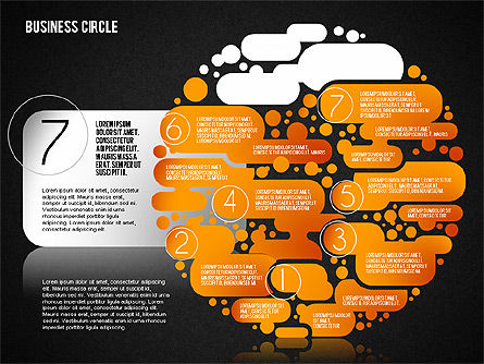 Business Cloud Stages, Slide 15, 01647, Business Models — PoweredTemplate.com