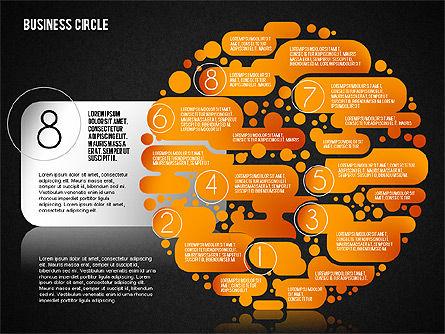 Business Cloud Stages, Slide 16, 01647, Business Models — PoweredTemplate.com