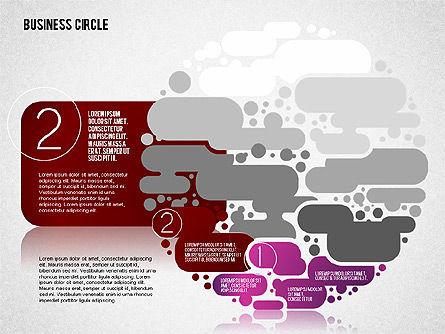 Business Cloud Stages, Slide 2, 01647, Business Models — PoweredTemplate.com