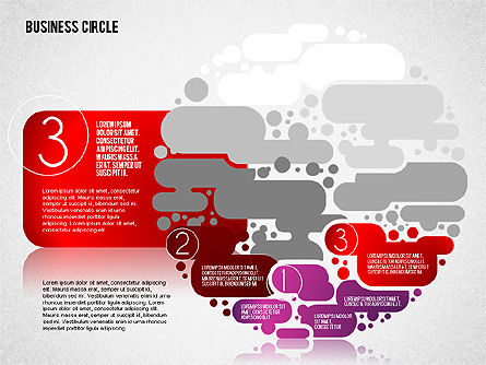 Business Cloud Stages, Slide 3, 01647, Business Models — PoweredTemplate.com