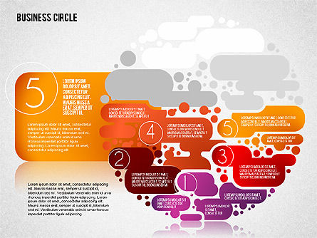 Business Cloud Stages, Slide 5, 01647, Business Models — PoweredTemplate.com