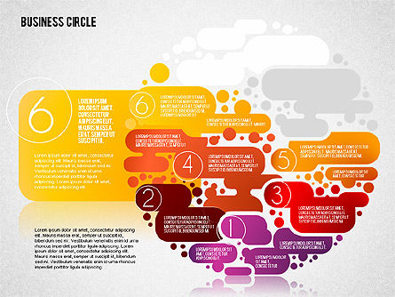 Business Cloud Stages, Slide 6, 01647, Business Models — PoweredTemplate.com