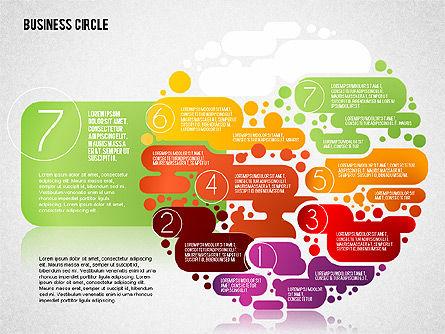 Business Cloud Stages, Slide 7, 01647, Business Models — PoweredTemplate.com