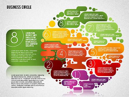 Business Cloud Stages, Slide 8, 01647, Business Models — PoweredTemplate.com