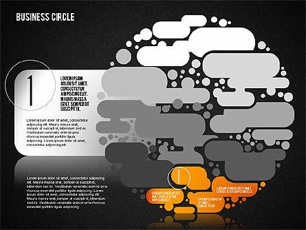 Business Cloud Stages, Slide 9, 01647, Business Models — PoweredTemplate.com
