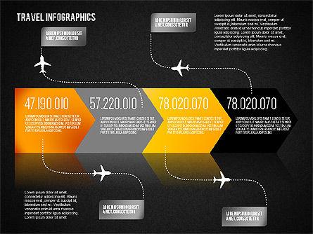 Travel Infographics, Slide 10, 01650, Business Models — PoweredTemplate.com