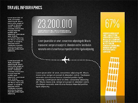 Travel Infographics, Slide 11, 01650, Business Models — PoweredTemplate.com