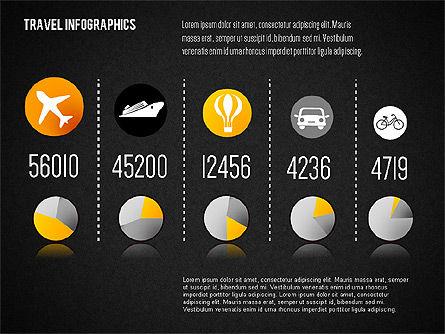 Travel Infographics, Slide 12, 01650, Business Models — PoweredTemplate.com