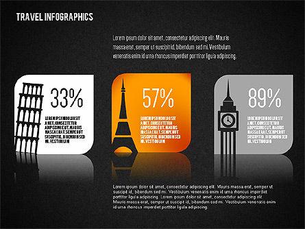 Travel Infographics, Slide 13, 01650, Business Models — PoweredTemplate.com